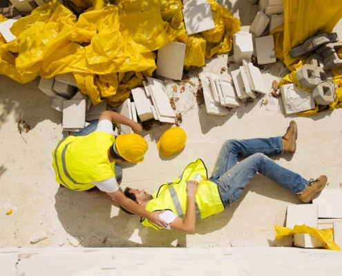 תאונת עבודה ייעוץ משפטי